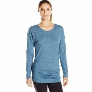 Lucy V-Back Manifest Poseidon Athletic Tunic Large
